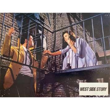 WEST SIDE STORY Photo de film N4 - 21x30 cm. - R1970 - Natalie Wood, Robert Wise