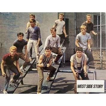 WEST SIDE STORY Photo de film N3 - 21x30 cm. - R1970 - Natalie Wood, Robert Wise