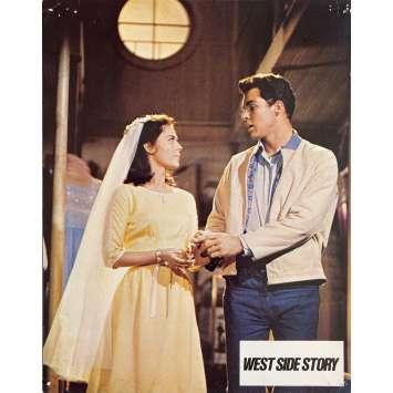 WEST SIDE STORY Photo de film N2 - 21x30 cm. - R1970 - Natalie Wood, Robert Wise