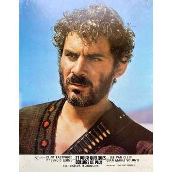 ET POUR QUELQUES DOLLARS DE PLUS Photo de film N02 - 21x30 cm. - 1965 - Clint Eastwood, Sergio Leone