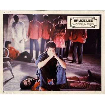 LA FUREUR DU DRAGON Photo de film N02 - 21x30 cm. - 1974 - Chuck Norris, Bruce Lee