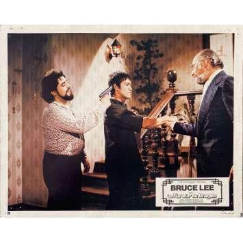 LA FUREUR DU DRAGON Photo de film N04 - 21x30 cm. - 1974 - Chuck Norris, Bruce Lee