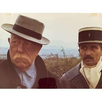 THE DOMINICI AFFAIR Original Movie Still N01 - 7x9 in. - 1973 - Claude Bernard-Aubert, Jean Gabin, Victor Lanoux