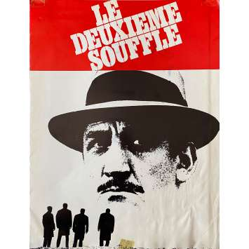 LE DEUXIEME SOUFFLE Synopsis 8p - 24x30 cm. - 1966 - Lino Ventura, Jean-Pierre Melville