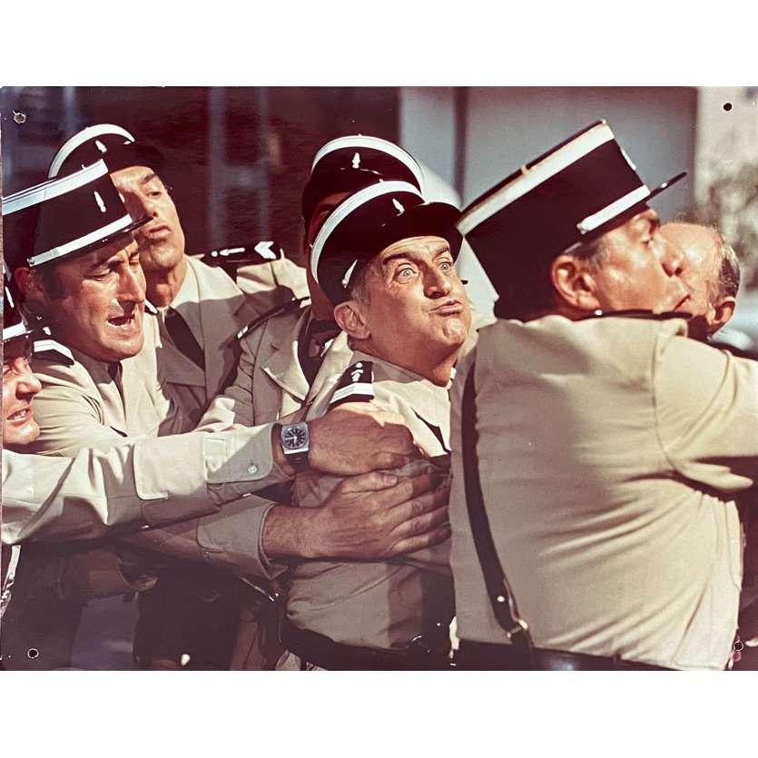 LE GENDARME EN BALADE Original Movie Still N01 - 12x15 in. - 1970 - Jean Girault, Louis de Funès