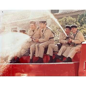 LE GENDARME EN BALADE Original Movie Still N04 - 12x15 in. - 1970 - Jean Girault, Louis de Funès