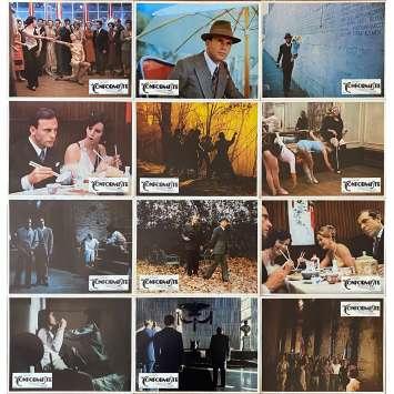 LE CONFORMISTE Photos de film x12 - 24x30 cm - Jean-Louis Trintignant, Bertolucci