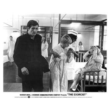 L'EXORCISTE Photo de presse N2 20x25 - 1974 - Max Von Sidow, William Friedkin