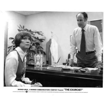 THE EXORCIST US Still 3 8x10 - 1974 - William Friedkin, Max Von Sidow
