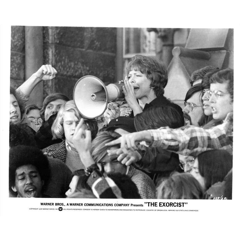 THE EXORCIST US Still 6 8x10 - 1974 - William Friedkin, Max Von Sidow