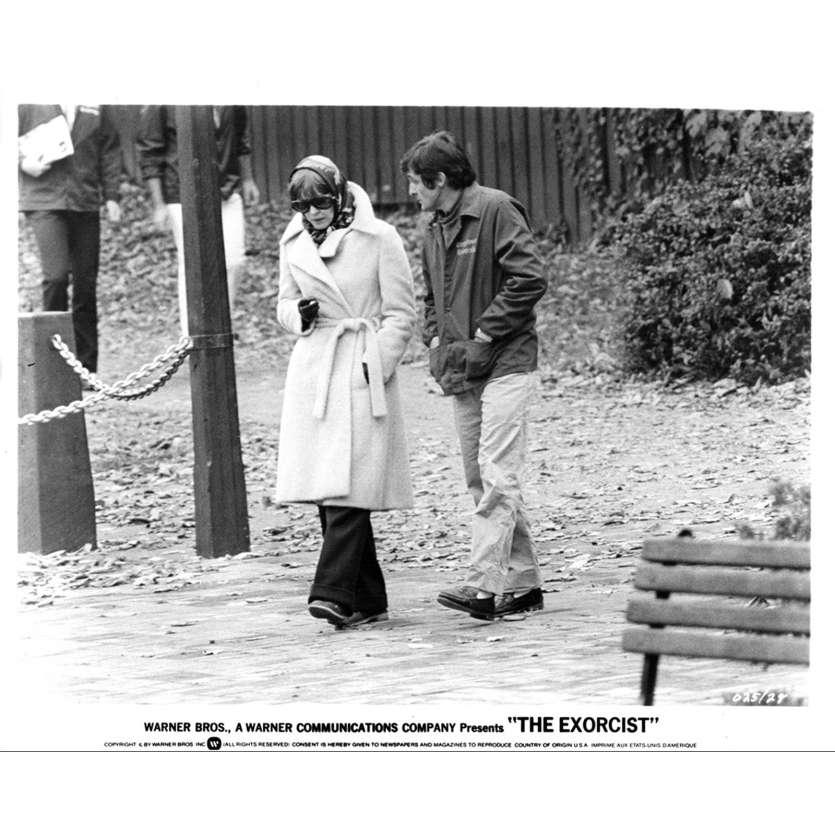 THE EXORCIST US Still 7 8x10 - 1974 - William Friedkin, Max Von Sidow