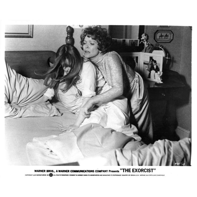 THE EXORCIST US Still 12 8x10 - 1974 - William Friedkin, Max Von Sidow
