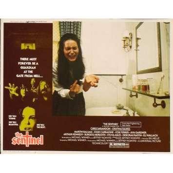 LA SENTINELLE DES MAUDITS Photo de film 8 28x36 - 1977 - Susan Sarandon, Michael Winner