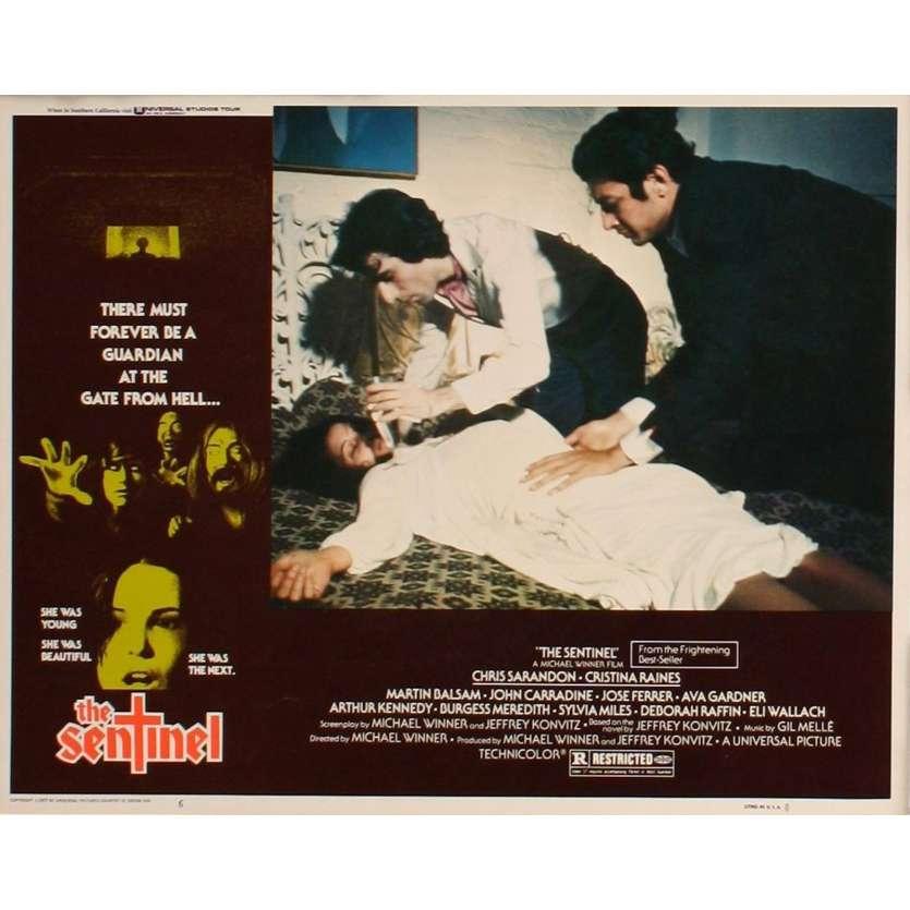 LA SENTINELLE DES MAUDITS Photo de film 7 28x36 - 1977 - Susan Sarandon, Michael Winner