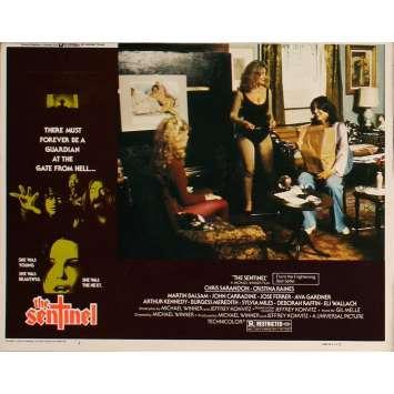 LA SENTINELLE DES MAUDITS Photo de film 3 28x36 - 1977 - Susan Sarandon, Michael Winner