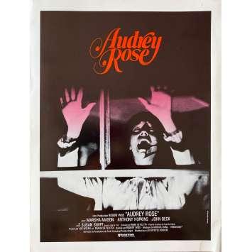 AUDREY ROSE Original Herald- 12x15 in. - 1977 - Robert Wise, Anthony Hopkins