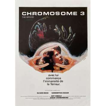 CHROMOSOME 3 Synopsis- 21x30 cm. - 1979 - Samantha Eggar, David Cronenberg