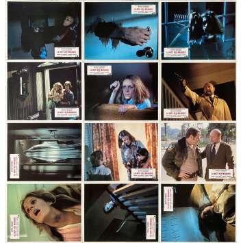 HALLOWEEN Original Lobby Cards x12 - 9x12 in. - 1978 - John Carpenter, Jamie Lee Curtis