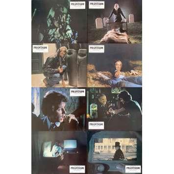 PHANTASM Original Lobby Cards Set A - x8 - 9x12 in. - 1979 - Don Coscarelli, Angus Scrimm
