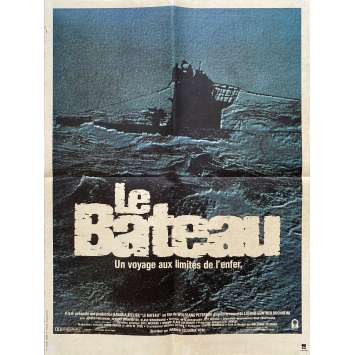 DAS BOOT Movie Poster15x21 in.- 1981 - Wolfgang Petersen, The Boat