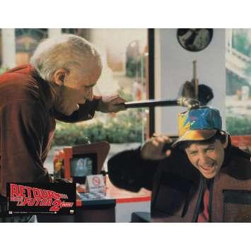 RETOUR VERS LE FUTUR 2 Photo de film N01 - 21x30 cm. - 1989 - Michael J. Fox, Robert Zemeckis