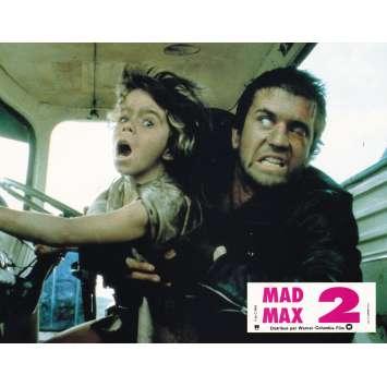 MAD MAX 2 Photo de film N01 - 21x30 cm. - 1982 - Mel Gibson, George Miller