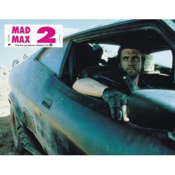 MAD MAX 2 Photo de film N02 - 21x30 cm. - 1982 - Mel Gibson, George Miller