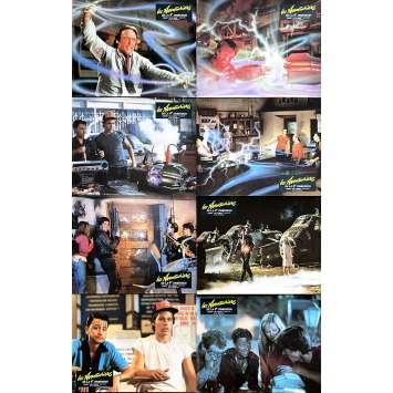MY SCIENCE PROJECT Original Lobby Cards x8 - 9x12 in. - 1985 - Jonathan R. Betuel, John Stockwell