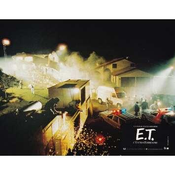 E.T. L'EXTRA-TERRESTRE Photo de film N01 - 21x30 cm. - 1982 - Dee Wallace, Steven Spielberg
