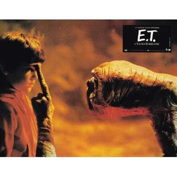 E.T. THE EXTRA-TERRESTRIAL Original Lobby Card N03 - 9x12 in. - 1982 - Steven Spielberg, Dee Wallace