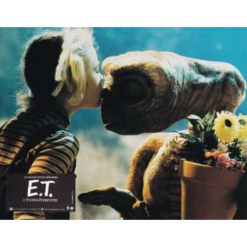 E.T. THE EXTRA-TERRESTRIAL Original Lobby Card N04 - 9x12 in. - 1982 - Steven Spielberg, Dee Wallace