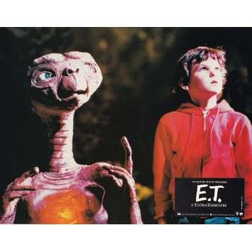 E.T. THE EXTRA-TERRESTRIAL Original Lobby Card N05 - 9x12 in. - 1982 - Steven Spielberg, Dee Wallace