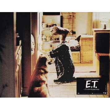 E.T. THE EXTRA-TERRESTRIAL Original Lobby Card N06 - 9x12 in. - 1982 - Steven Spielberg, Dee Wallace