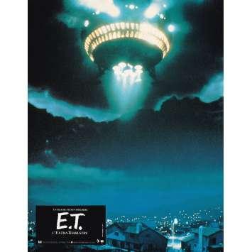 E.T. THE EXTRA-TERRESTRIAL Original Lobby Card N07 - 9x12 in. - 1982 - Steven Spielberg, Dee Wallace