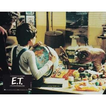 E.T. THE EXTRA-TERRESTRIAL Original Lobby Card N09 - 9x12 in. - 1982 - Steven Spielberg, Dee Wallace