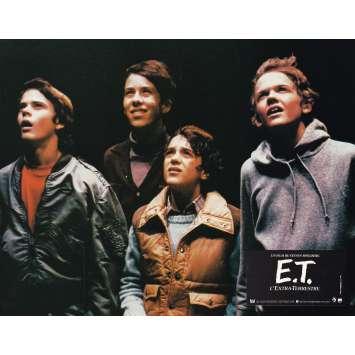 E.T. THE EXTRA-TERRESTRIAL Original Lobby Card N11 - 9x12 in. - 1982 - Steven Spielberg, Dee Wallace