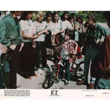 E.T. THE EXTRA-TERRESTRIAL Original Lobby Card N01 - 8x10 in. - 1982 - Steven Spielberg, Dee Wallace