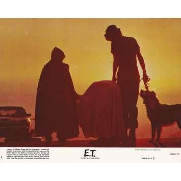 E.T. THE EXTRA-TERRESTRIAL Original Lobby Card N04 - 8x10 in. - 1982 - Steven Spielberg, Dee Wallace