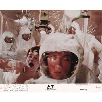 E.T. THE EXTRA-TERRESTRIAL Original Lobby Card N06 - 8x10 in. - 1982 - Steven Spielberg, Dee Wallace