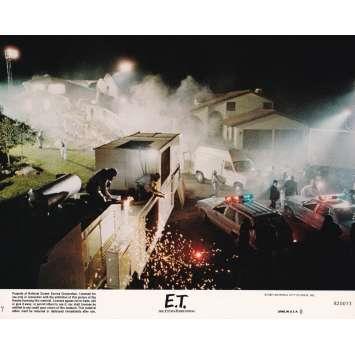 E.T. THE EXTRA-TERRESTRIAL Original Lobby Card N07 - 8x10 in. - 1982 - Steven Spielberg, Dee Wallace