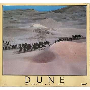 DUNE Original Lobby Card N02 - 12x15 in. - 1982 - David Lynch, Kyle McLachlan