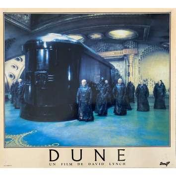 DUNE Original Lobby Card N06 - 12x15 in. - 1982 - David Lynch, Kyle McLachlan