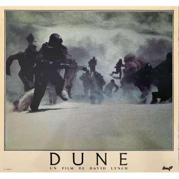 DUNE Original Lobby Card N09 - 12x15 in. - 1982 - David Lynch, Kyle McLachlan