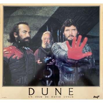 DUNE Original Lobby Card N11 - 12x15 in. - 1982 - David Lynch, Kyle McLachlan