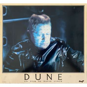 DUNE Original Lobby Card N12 - 12x15 in. - 1982 - David Lynch, Kyle McLachlan