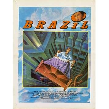 BRAZIL Original Herald- 9x12 in. - 1985 - Terry Gilliam, Jonathan Pryce