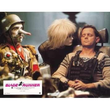 BLADE RUNNER Photo de film N01 - 21x30 cm. - 1982 - Harrison Ford, Ridley Scott