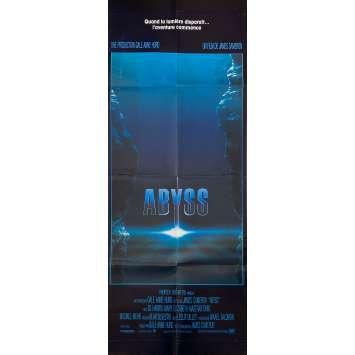 ABYSS Affiche de film- 60x160 cm. - 1989 - Ed Harris, James Cameron