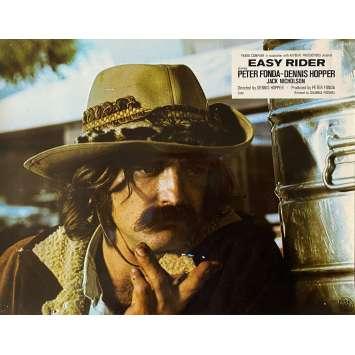EASY RIDER Original Lobby Card N09 - 10x12 in. - 1969 - Dennis Hopper, Peter Fonda