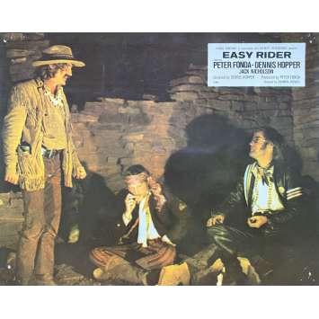 EASY RIDER Original Lobby Card N14 - 10x12 in. - 1969 - Dennis Hopper, Peter Fonda